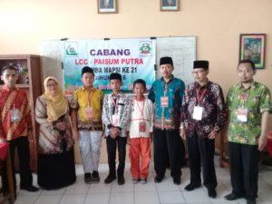 Siswa SD Muhammadiyah 1 Solo Juara Lomba Cerilis Tingkat Provinsi