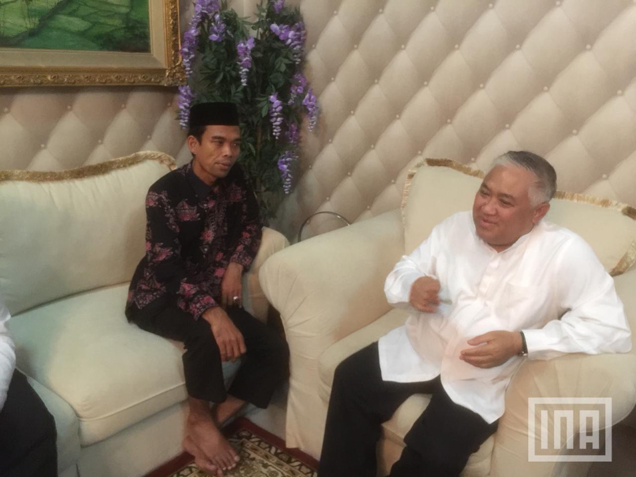 Din Syamsuddin : Menuding UAS Anti-Pancasila adalah Kekeliruan Nalar