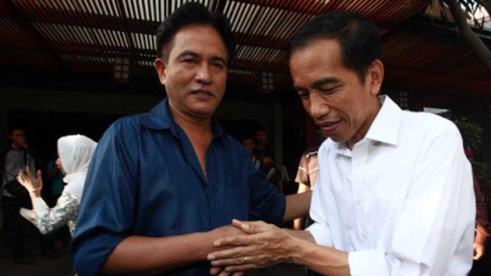 Sebelum Reformasi, Yusril Sudah Mendukung Jokowi-Ma'ruf Amin