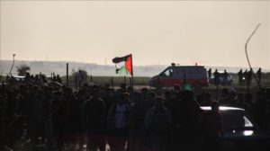 3 Warga Palestina Gugur dalam Aksi Jumat di Perbatasan dan 40 Lainnya Terluka