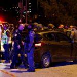 6 Warga Israel Diberondong Tembakan dari Dalam Mobil