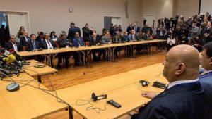Begini Pembicaraan Damai Perdana antara Syiah Houthi dengan Koalisi Arab