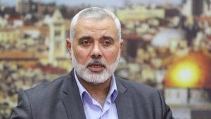 Biro Politik Hamas Dukung Sikap Erdogan dan Kecam Zionis Netanyahu