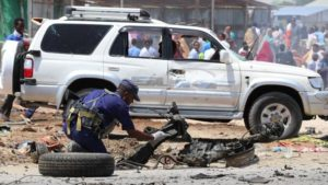 Bom Jalanan Al Shabab Bunuh 2 Jenderal Sekaligus Bersama Pasukannya