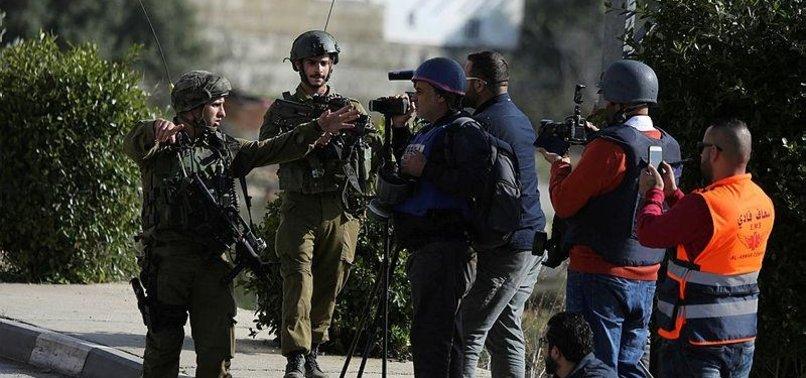 Hadapi Seorang Remaja Palestina, Pasukan Israel Serbu Kota Ramallah