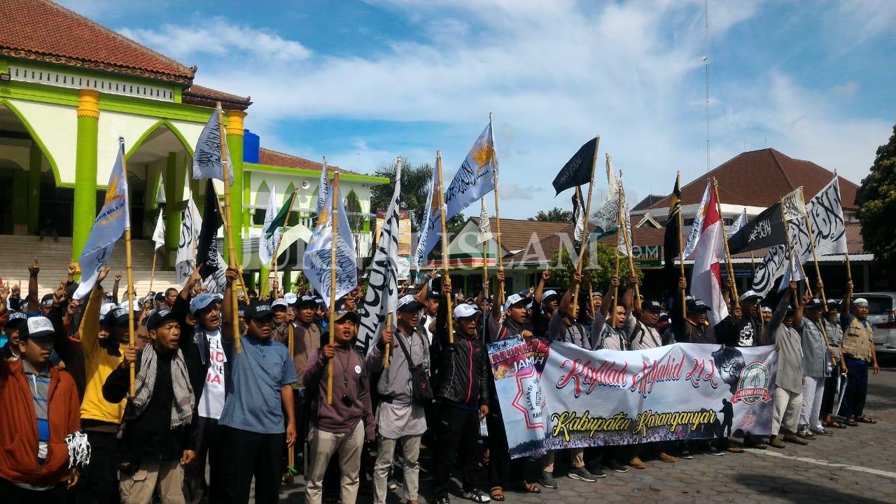 """Menggunakan """"Biaya Pribadi"""", 2000 Warga Soloraya Berangkat ke Jakarta untuk Ikuti Reuni Akbar 212"""