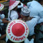 "Demi Persatuan, Ribuan Warga dan Santri Ciamis ""Padati"" Monas untuk Mengikuti Reuni Akbar 212"