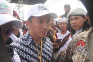Felix Siauw di Monas: Umat Islam Seperti Lebah, Jangan Diganggu
