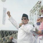 Hadiri Undangan Reuni Akbar 212, Prabowo: Saya Bangga Menjadi Umat Islam Indonesia