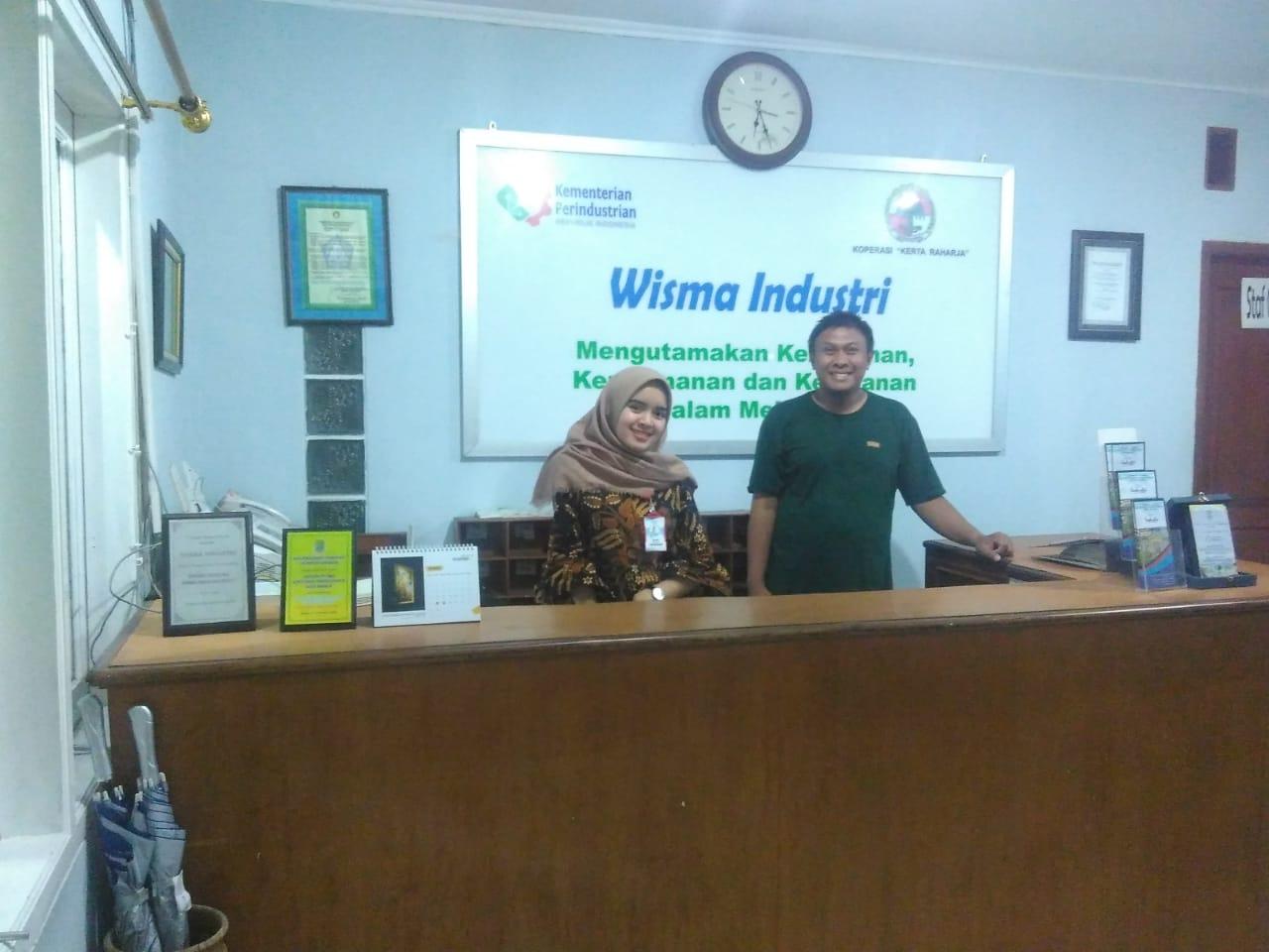 Wisma Industri, Villa Unik di Puncak Bogor