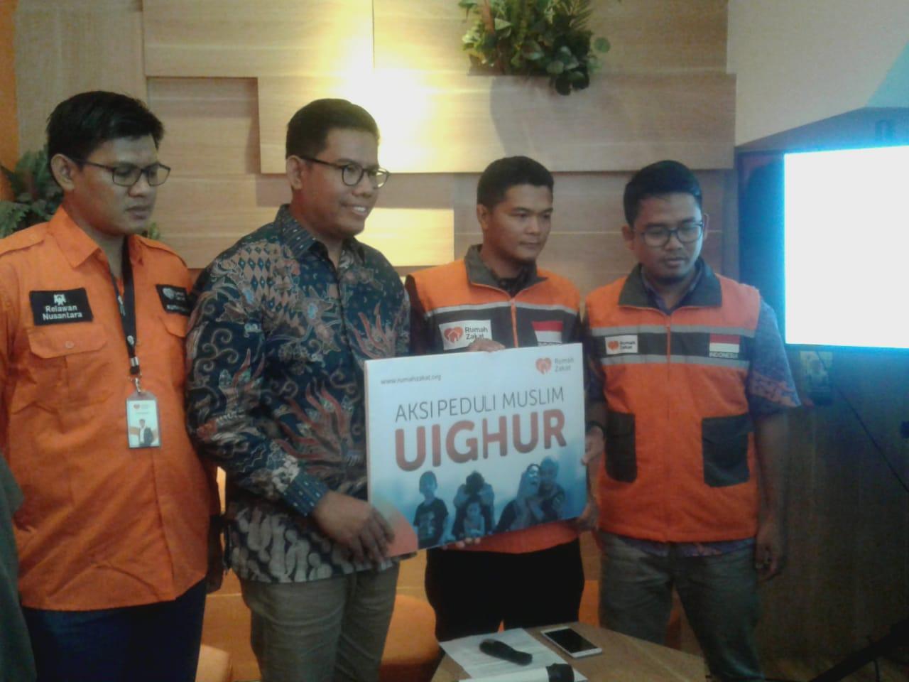 Rumah Zakat berikan dukungan kemanusiaan untuk Muslim Uighur