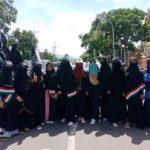 Muslimah Bima Peduli Kecam Kezaliman Cina atas Muslim Uighur