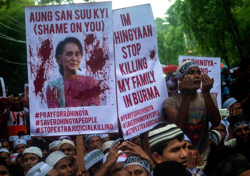 Inggris dapat Mainkan Peran Penting dalam Mengakhiri Pembantaian Muslim Rohingya