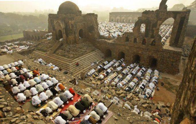 Mahkamah India akan Putuskan Nasib Masjid Babri Bersejarah pada Januari 2019