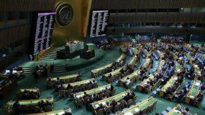 Majelis Umum PBB Tolak Resolusi AS dan Israel untuk Kecam Hamas