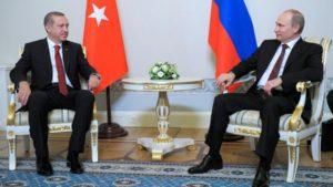 Meski Tidak Setujui Semua, Begini Kompromi Rusia dan Turki Mengenai Konflik Suriah