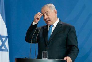 Polisi Israel Dakwa PM Zionis Nentanyahu dengan Kasus Suap