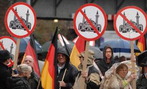 Polisi Jerman Laporkan 578 Kejahatan Islamophobia pada 2018
