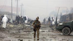 Serangan Taliban Targetkan Kendaraan Militer Pulang dari Operasi, 12 Tewas