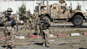 Setelah Keluar dari Suriah, AS juga akan Tarik 7.000 Pasukannya dari Afghanistan