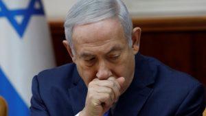 Setengah Warga Israel Tolak PM Zionis Benyamin Netanyahu