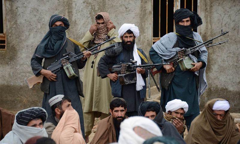 Kunjungi Afganistan, Trump Sebut AS-Taliban Lakukan Pembicaraan Damai