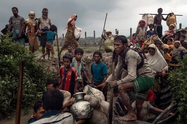 Terbukti Genosida atas Muslim Rohingya, Begini Laporan Kelompok Hukum AS