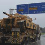 Turki Kirim Bala Bantuan Militer ke Perbatasan Suriah