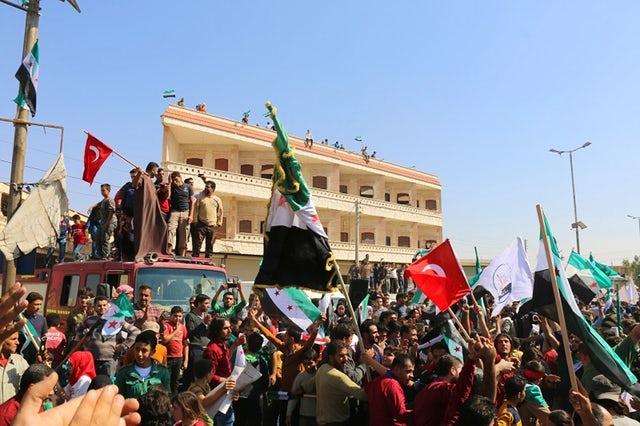 Turki dan Integritas Teritorial Suriah