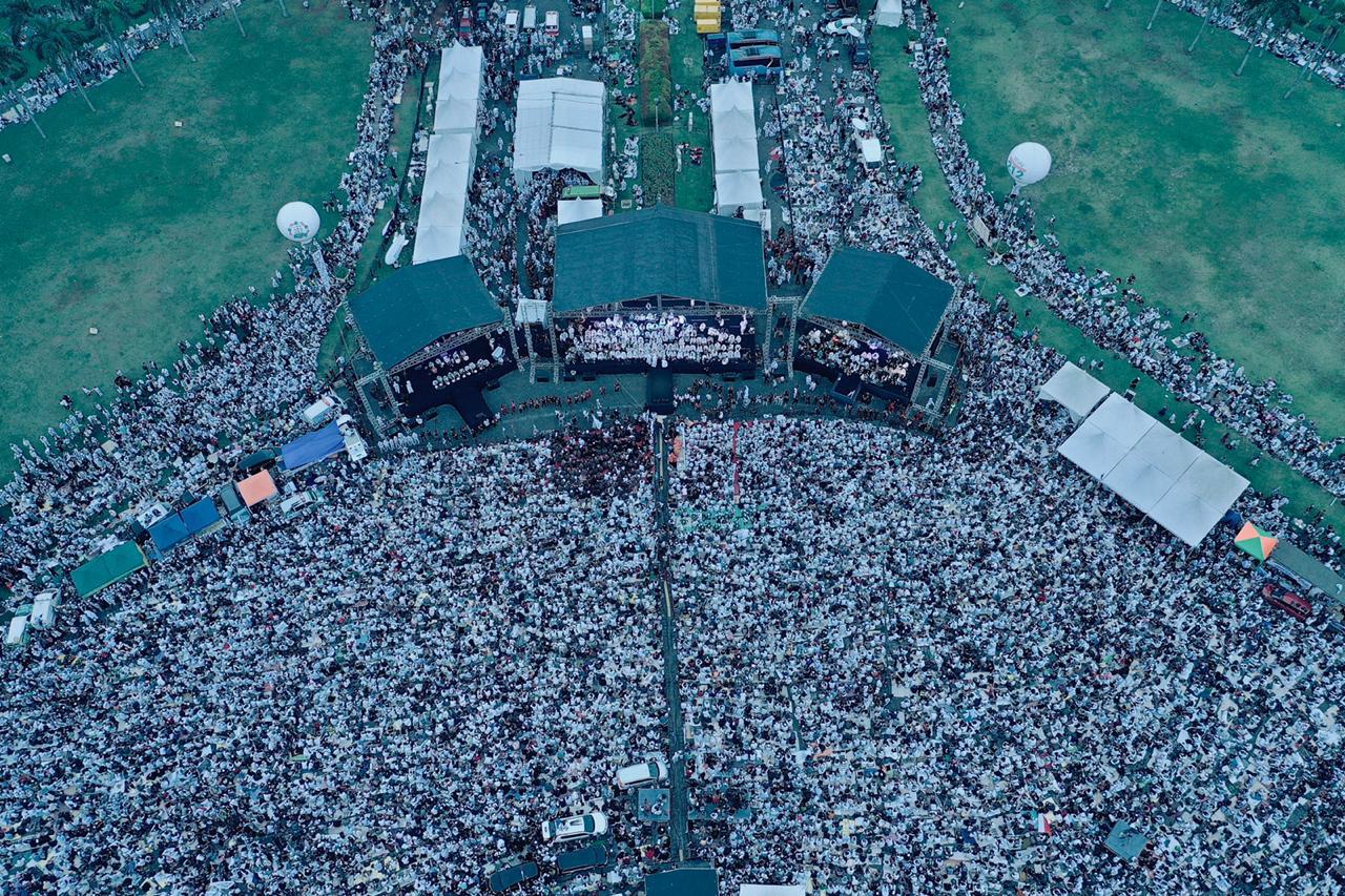 Agenda Umat 2020: Mengubah Kerumunan Menjadi Gerakan