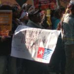 223 Mahasiswa Papua di Surabaya Pendukung Papua Merdeka Dipulangkan