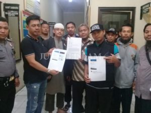 Dilaporkan FUI Karanganyar, Terduga Pelaku Penistaan Agama Berhasil Ditangkap