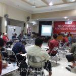Kongres 2018, Lidmi Sosialisasikan 32 Standar Operasional Manajemen Dakwah Kampus
