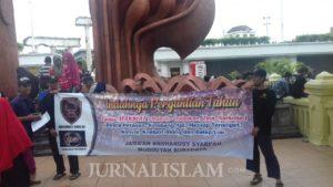 Di CFD, JAS Imbau Umat Islam Tak Ikut Pesta Tahun Baru