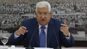Yahudi Israel Serukan Bunuh Presiden Palestina