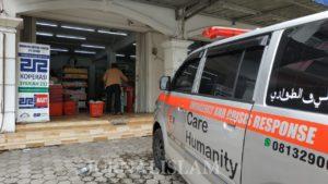 Paska Tsunami, 212 Mart Cilegon Jadi Toko Favorit Berbelanja Relawan
