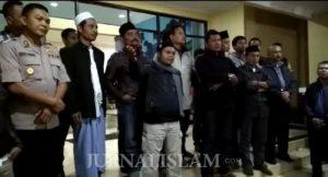 Oknum PGN Pelaku Penyerangan di Masjid Al-Huda Wonosobo Minta Maaf