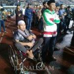 'Keterbatasan Fisik Tak Halangi Kami Ikuti Kajian Ustaz Abdul Somad'
