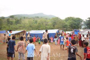 LIDMI Gelar Aksi Pendampingan Korban Tsunami Selat Sunda