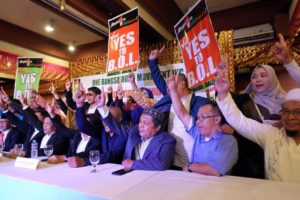 Diperkirakan Suara Setuju Undang-undang Syariah Bangsamoro akan Menang