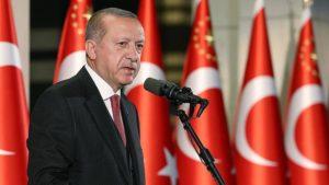 Erdogan Ajak Semua Kepentingan Bergabung dengan Pasukan Turki di Suriah