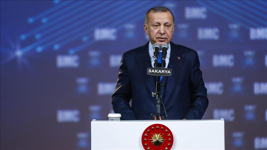 Erdogan Pidato Bela Palestina, Dubes Israel Keluar dari Ruang Sidang PBB