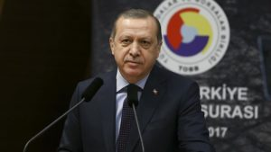 Erdogan: Kami Tidak akan Biarkan Zona Aman Suriah Jadi Kubangan Lain Melawan Turki