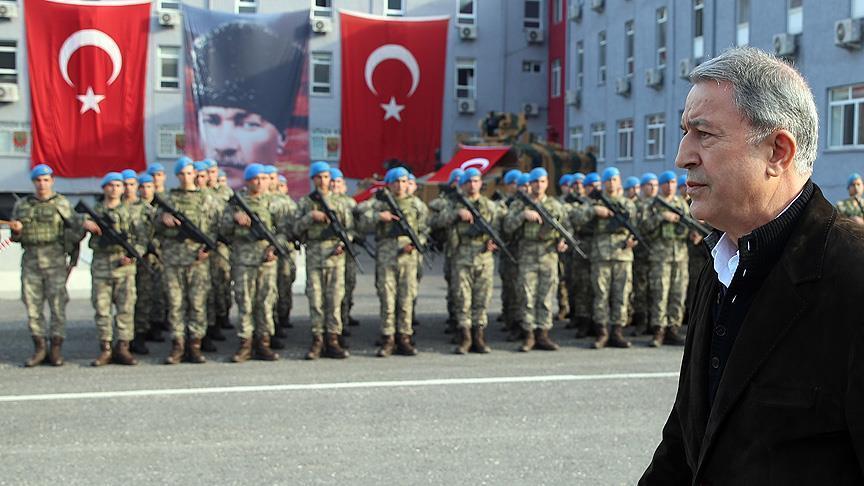 Turki: Operasi Militer Turki di Idlib Sesuai Hukum Internasional