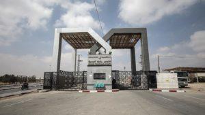 Hamas Ambil Alih Pos Perbatasan Rafah