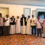 Relawan Prabowo-Sandi Cabang Arab Saudi Silaturahim Ke Habib Rizieq