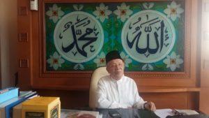 Pesan Cinta Kiai Miftah untuk Jurnalis Muslim