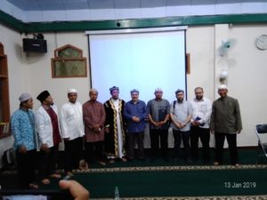 Bertemu Tokoh Muslim Solo, Ini Permintaan Ulama Uighur