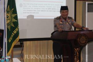 Polri Harap Muhammadiyah Terdepan Lawan Hoaks