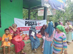 ECR Gelar Aksi Kemanusiaan untuk Korban Tsunami Selat Sunda